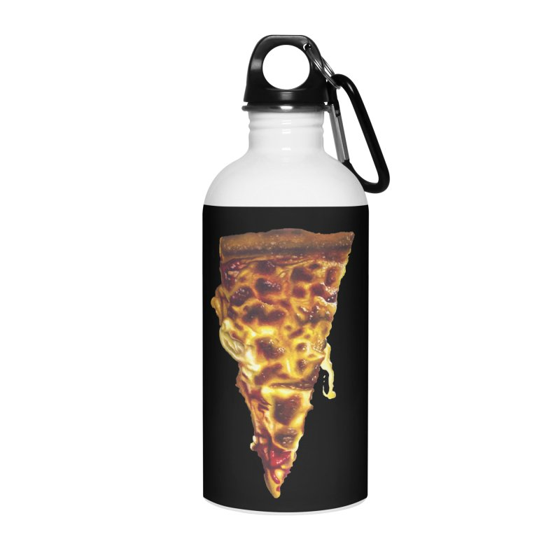 Cheese Accessories Water Bottle by mikesobeck's Artist Shop