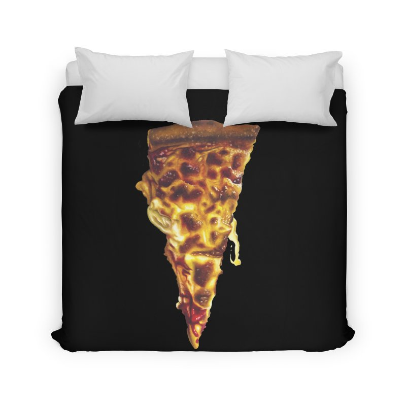 Cheese Home Duvet by mikesobeck's Artist Shop