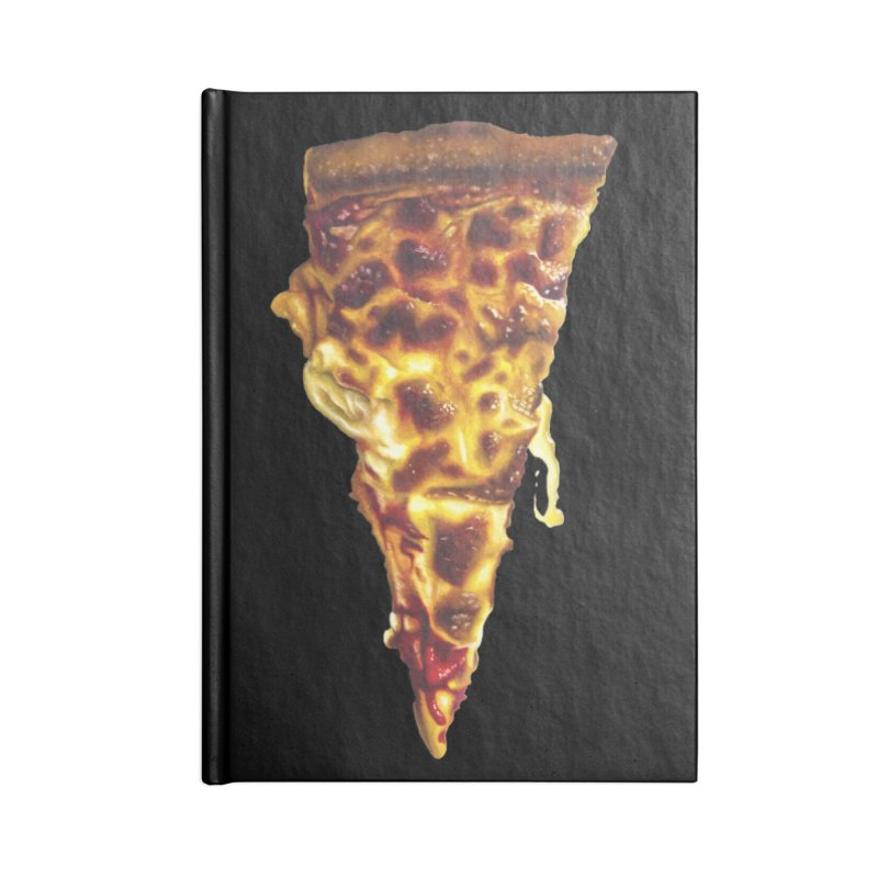 Cheese Accessories Lined Journal Notebook by mikesobeck's Artist Shop