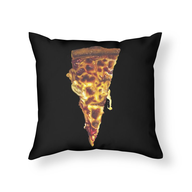 Cheese Home Throw Pillow by mikesobeck's Artist Shop