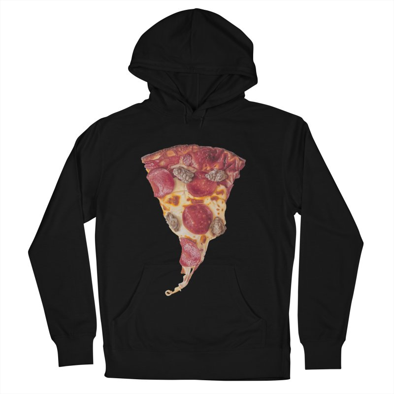 Pepperoni and Sausage Women's Pullover Hoody by mikesobeck's Artist Shop