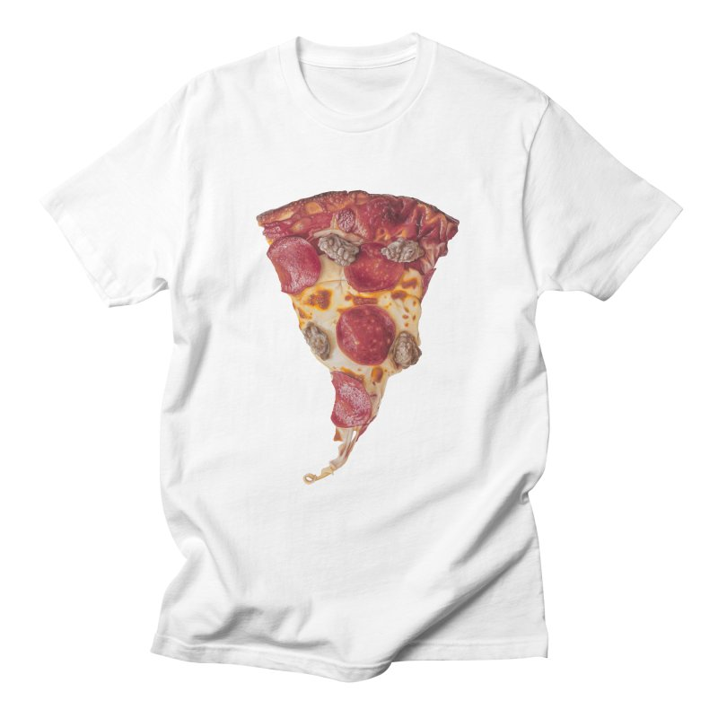 Pepperoni and Sausage Women's Unisex T-Shirt by mikesobeck's Artist Shop