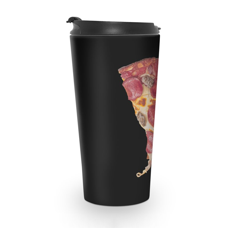 Pepperoni and Sausage Accessories Mug by mikesobeck's Artist Shop