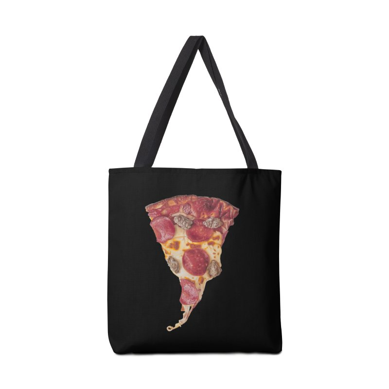 Pepperoni and Sausage Accessories Tote Bag Bag by mikesobeck's Artist Shop