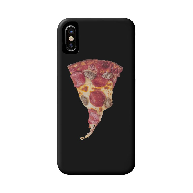 Pepperoni and Sausage Accessories Phone Case by mikesobeck's Artist Shop