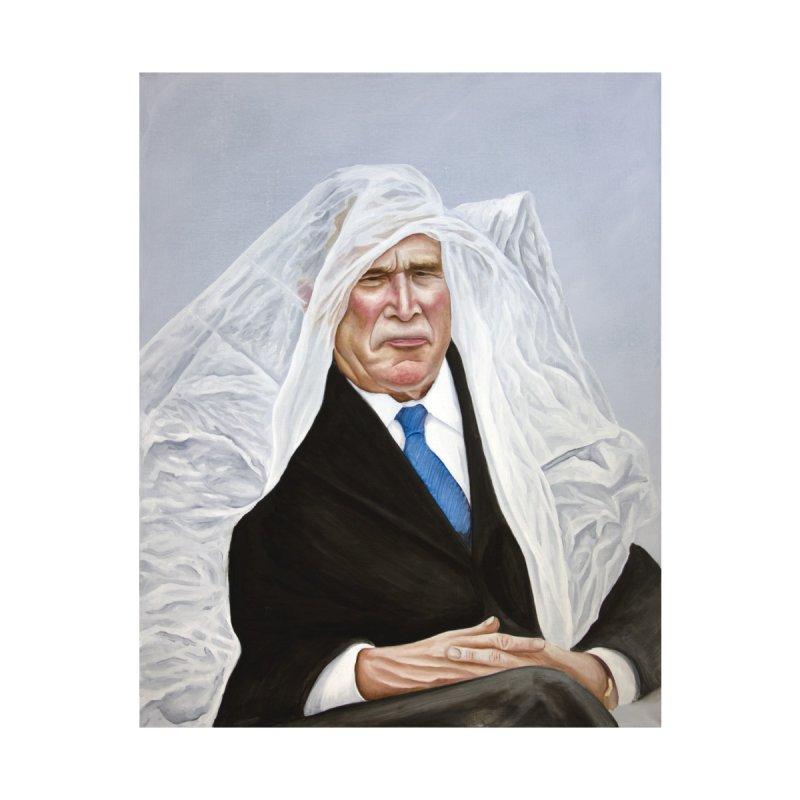 George Bush by mikesobeck's Artist Shop