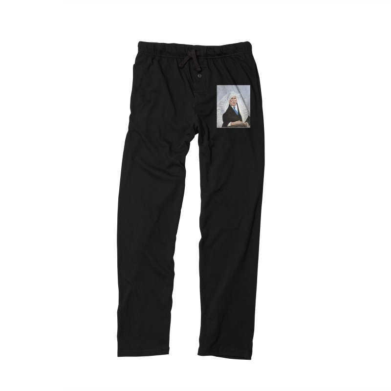 George Bush Women's Lounge Pants by mikesobeck's Artist Shop