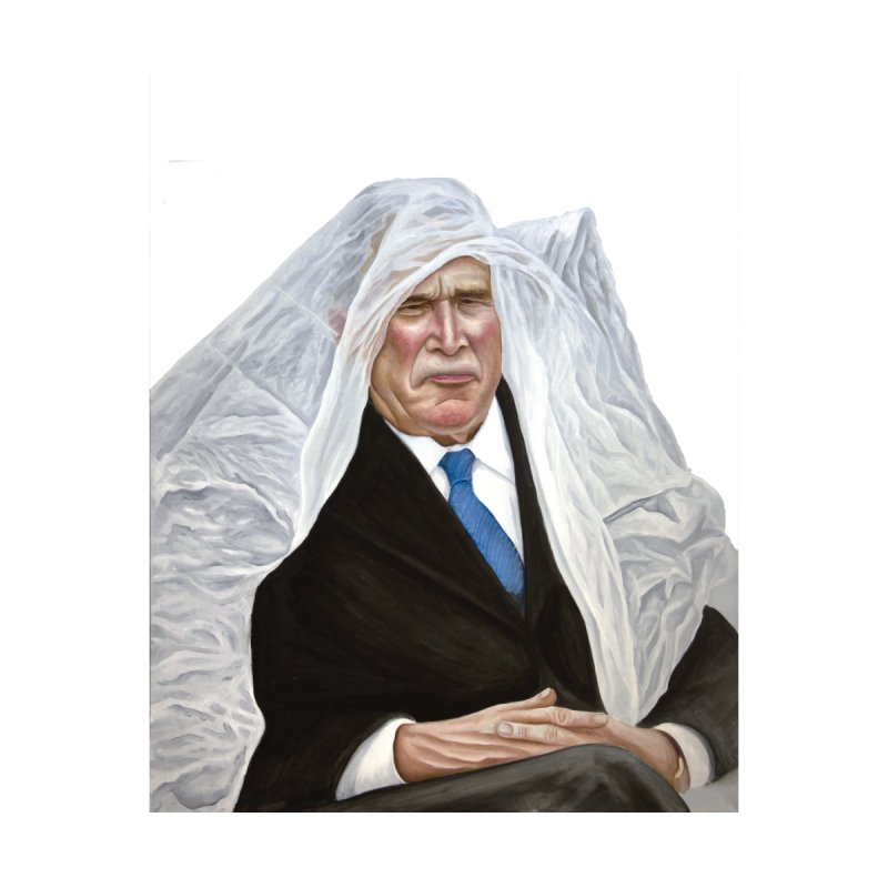George W. Bush by mikesobeck's Artist Shop