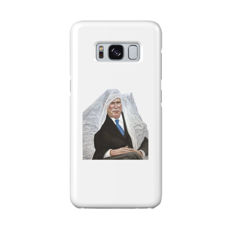 George W. Bush Accessories Phone Case by mikesobeck's Artist Shop