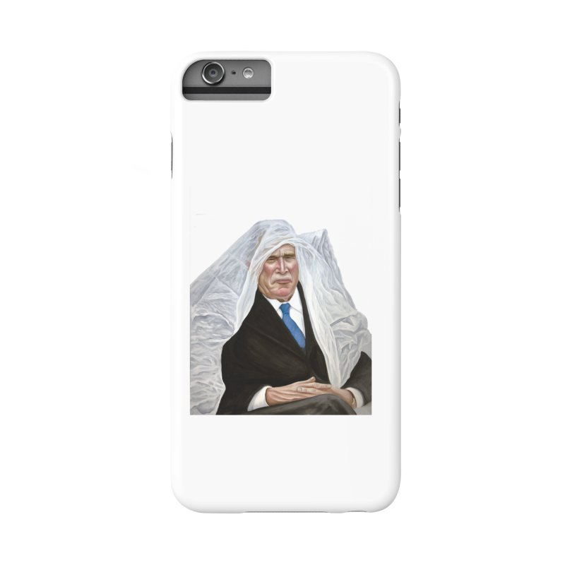 George W. Bush Accessories Phone Case by mikesobeck's Artist Shop
