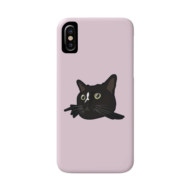 Tuxedo cat Accessories Phone Case by Cory & Mike's Artist Shop
