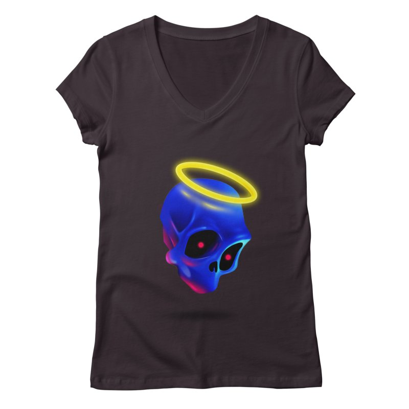 Changes Women's V-Neck by mikibo's Shop