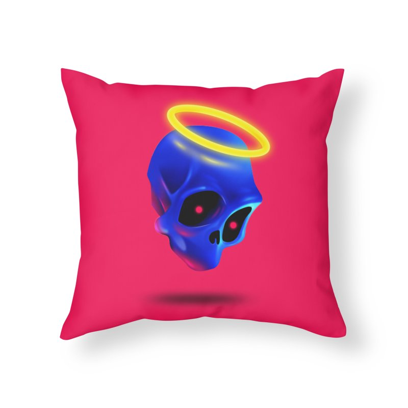 Changes Home Throw Pillow by mikibo's Shop