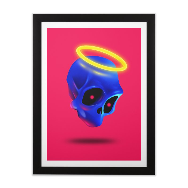 Changes Home Framed Fine Art Print by mikibo's Shop