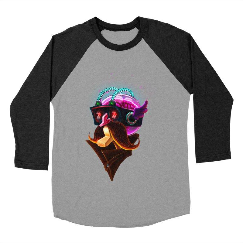 Unbelievable Women's Baseball Triblend Longsleeve T-Shirt by mikibo's Shop