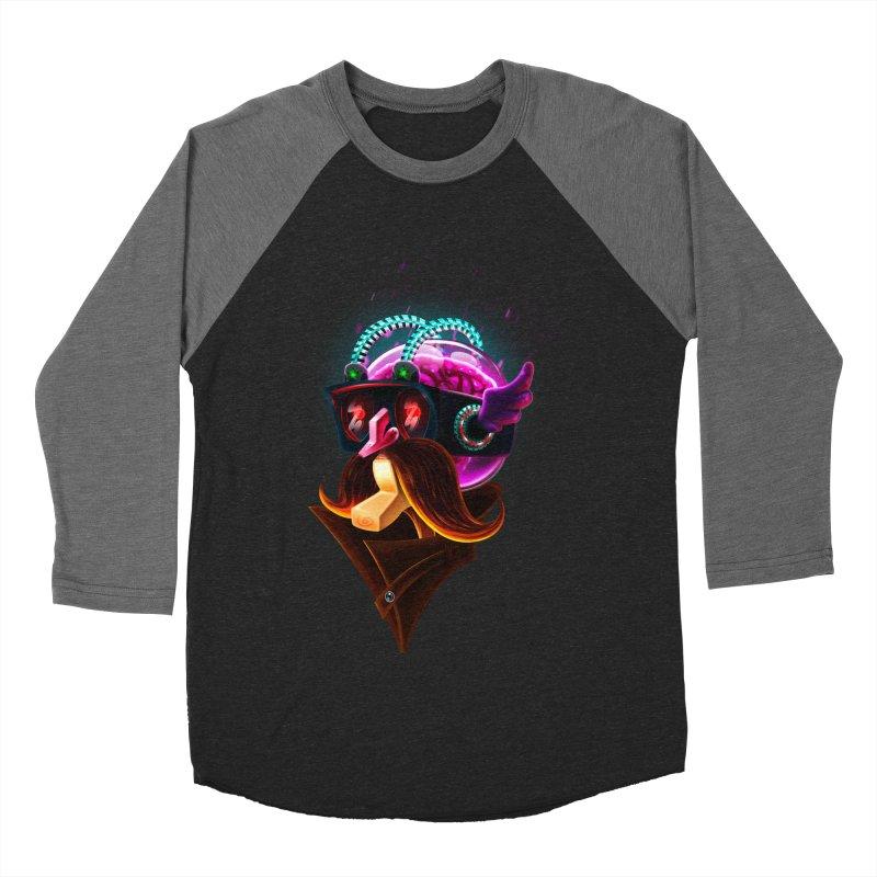 Unbelievable Men's Baseball Triblend T-Shirt by mikibo's Shop