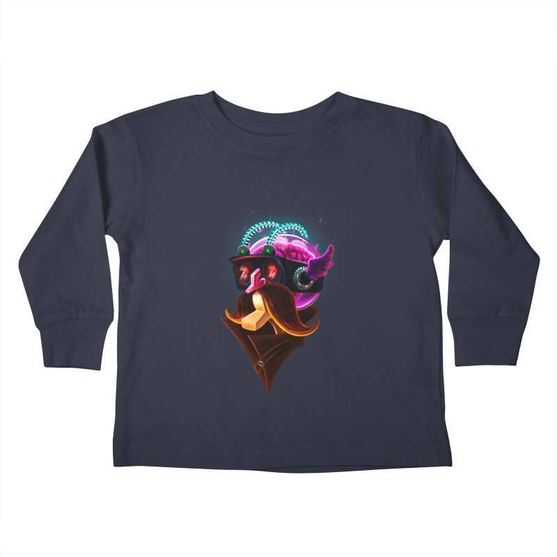Unbelievable Kids Toddler Longsleeve T-Shirt by mikibo's Shop