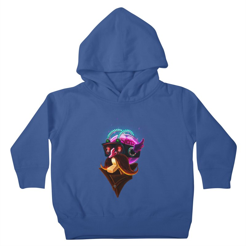 Unbelievable Kids Toddler Pullover Hoody by mikibo's Shop