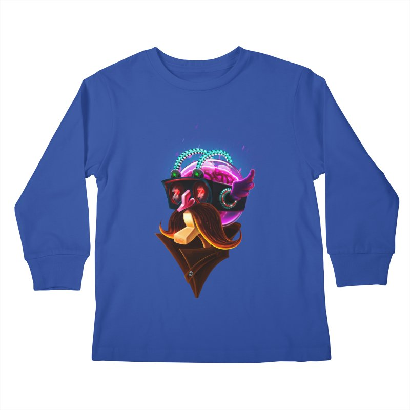 Unbelievable Kids Longsleeve T-Shirt by mikibo's Shop