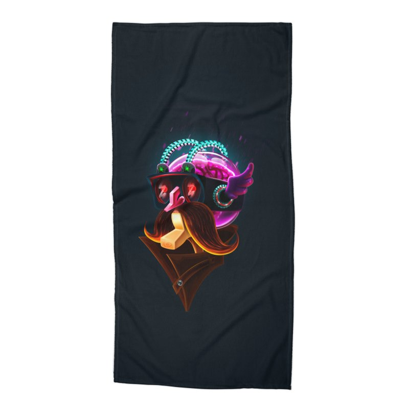 Unbelievable Accessories Beach Towel by mikibo's Shop