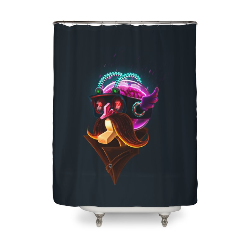 Unbelievable Home Shower Curtain by mikibo's Shop