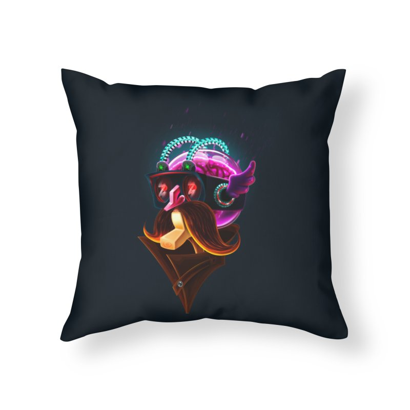 Unbelievable Home Throw Pillow by mikibo's Shop