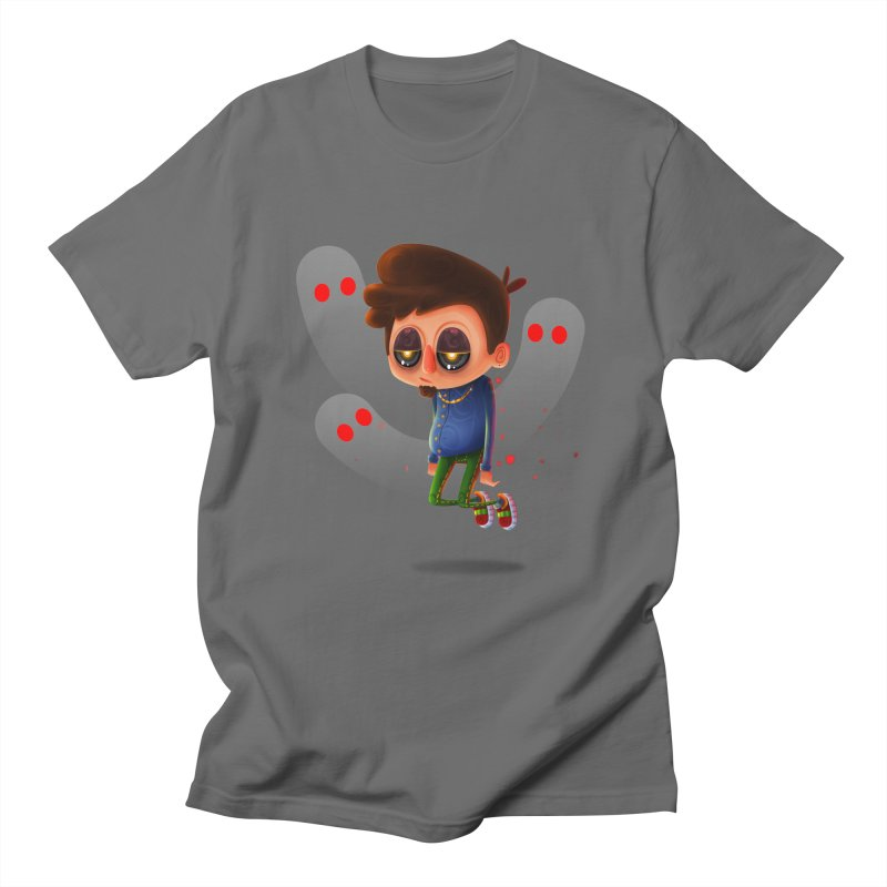 Soul Searching Men's T-Shirt by mikibo's Shop