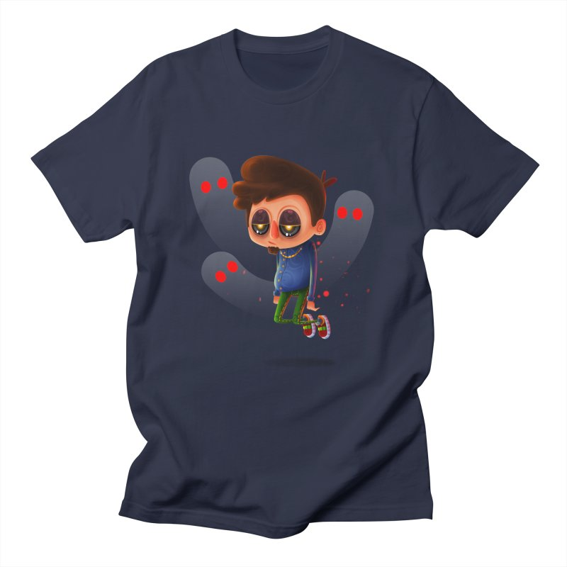 Soul Searching Men's Regular T-Shirt by mikibo's Shop