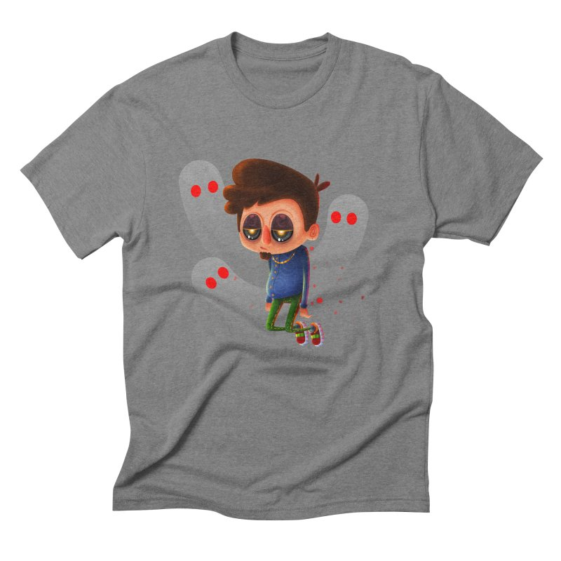 Soul Searching Men's Triblend T-Shirt by mikibo's Shop