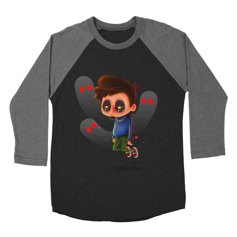 Soul Searching Men's Baseball Triblend Longsleeve T-Shirt by mikibo's Shop