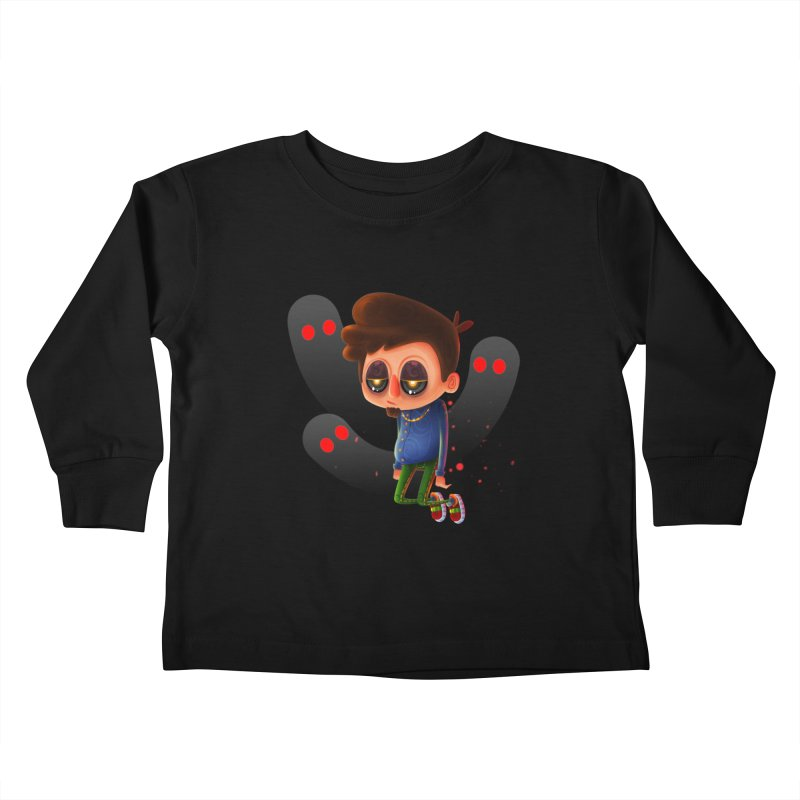 Soul Searching Kids Toddler Longsleeve T-Shirt by mikibo's Shop