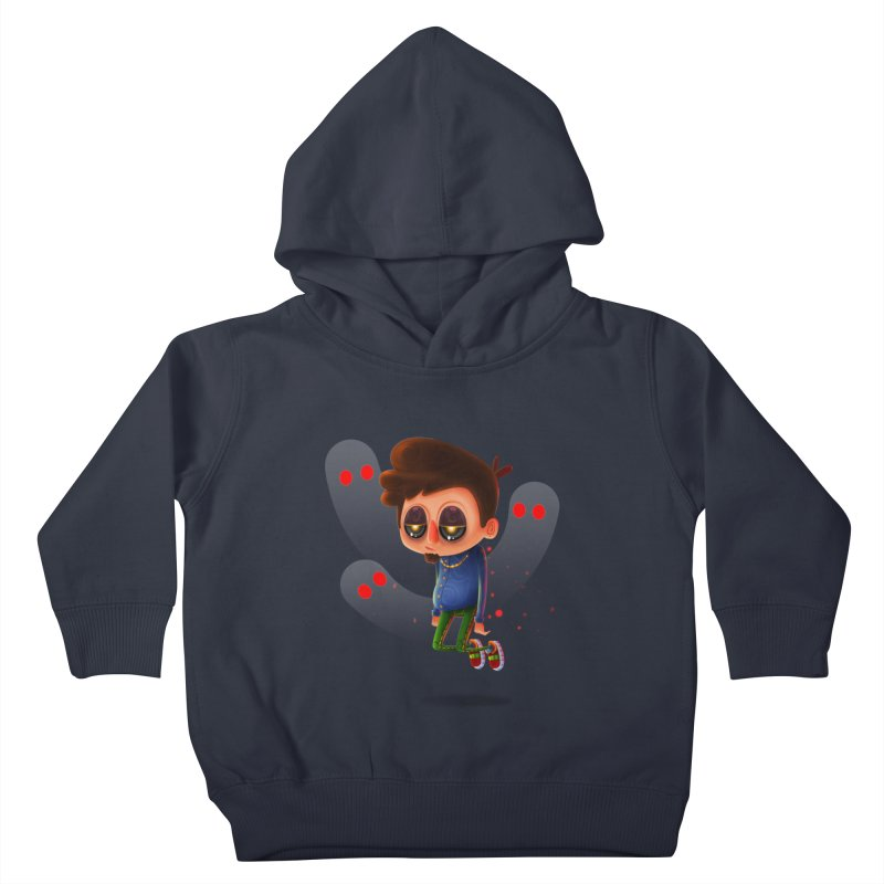 Soul Searching Kids Toddler Pullover Hoody by mikibo's Shop