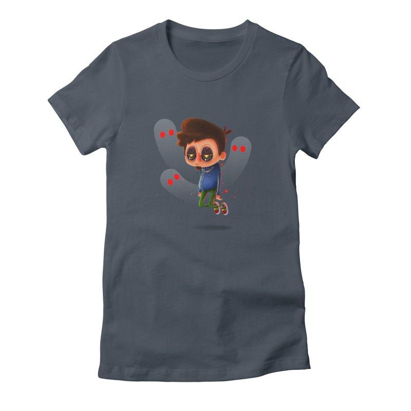 Soul Searching Women's T-Shirt by mikibo's Shop
