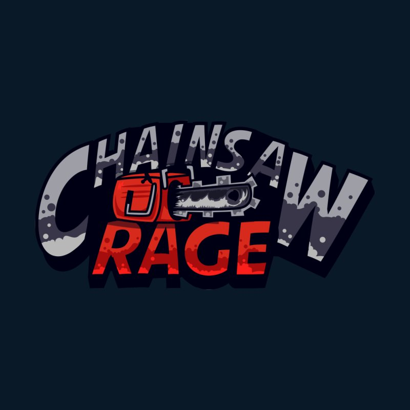 Chainsaw Rage Men's T-shirt by mikibo's Shop