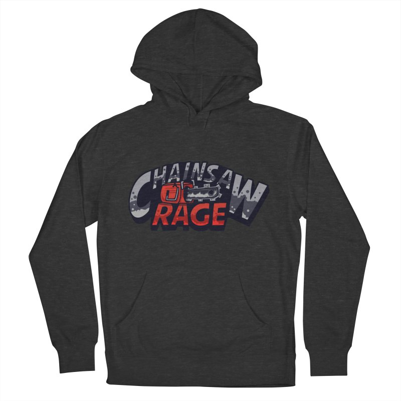 Chainsaw Rage Men's Pullover Hoody by mikibo's Shop