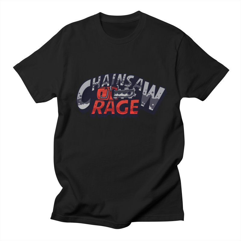 Chainsaw Rage Men's Regular T-Shirt by mikibo's Shop