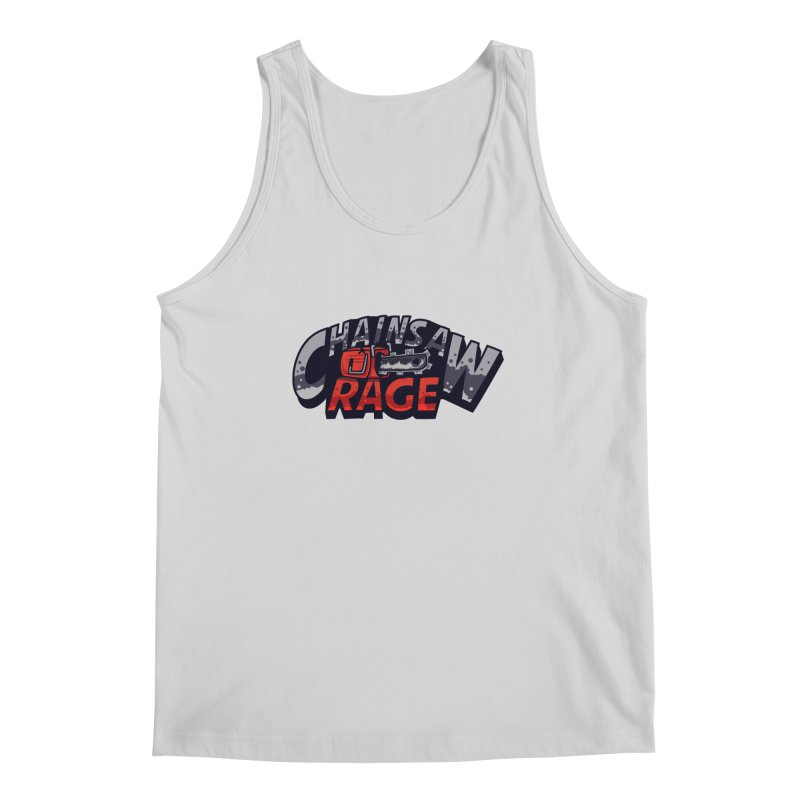 Chainsaw Rage Men's Regular Tank by mikibo's Shop