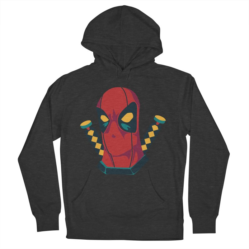 Deadpool Men's Pullover Hoody by mikibo's Shop