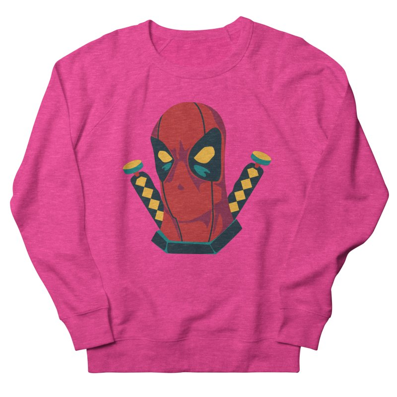 Deadpool Women's Sweatshirt by mikibo's Shop