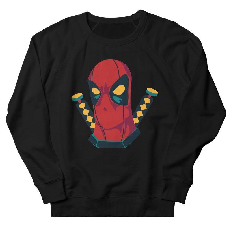 Deadpool Women's Sweatshirt by mikibo's Shop