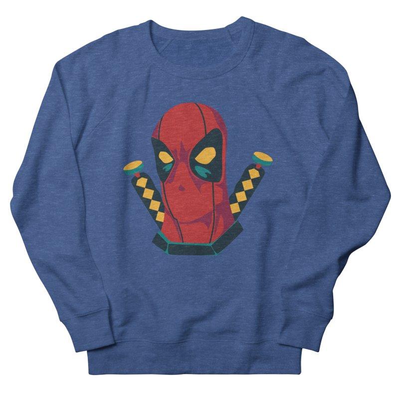 Deadpool Men's Sweatshirt by mikibo's Shop