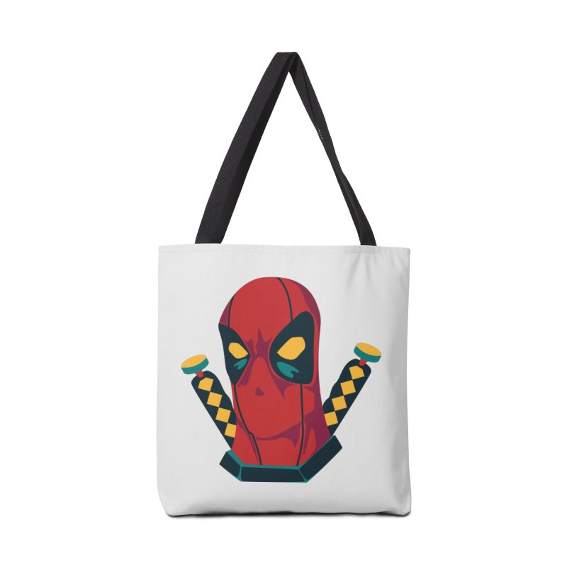 Deadpool Accessories Bag by mikibo's Shop