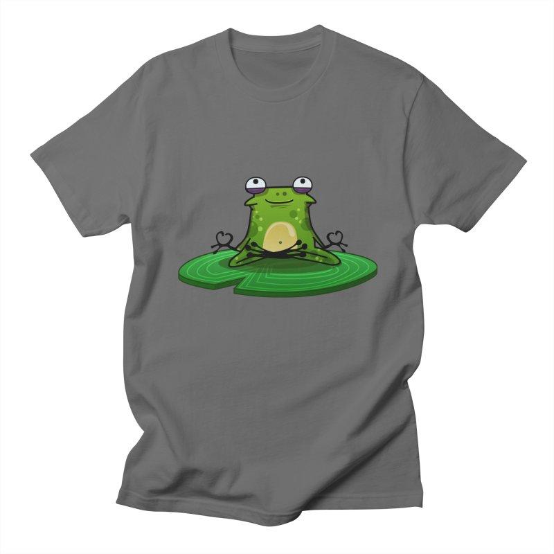 Sensei the Frog Men's T-Shirt by mikibo's Shop