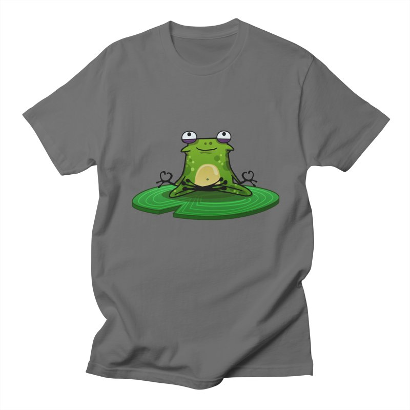 Sensei the Frog Men's T-Shirt by mikibo's Shop