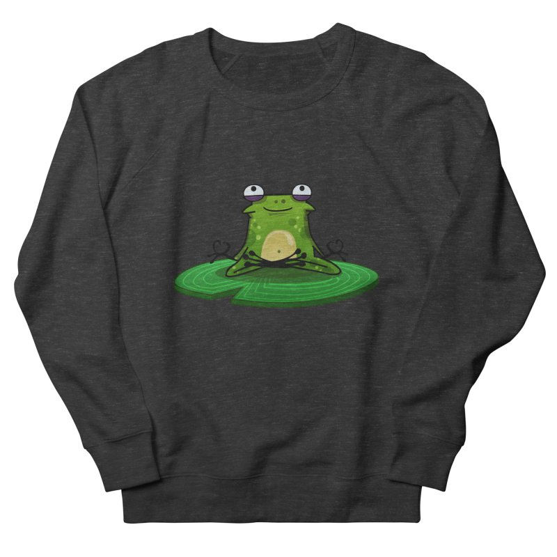 Sensei the Frog Women's Sweatshirt by mikibo's Shop