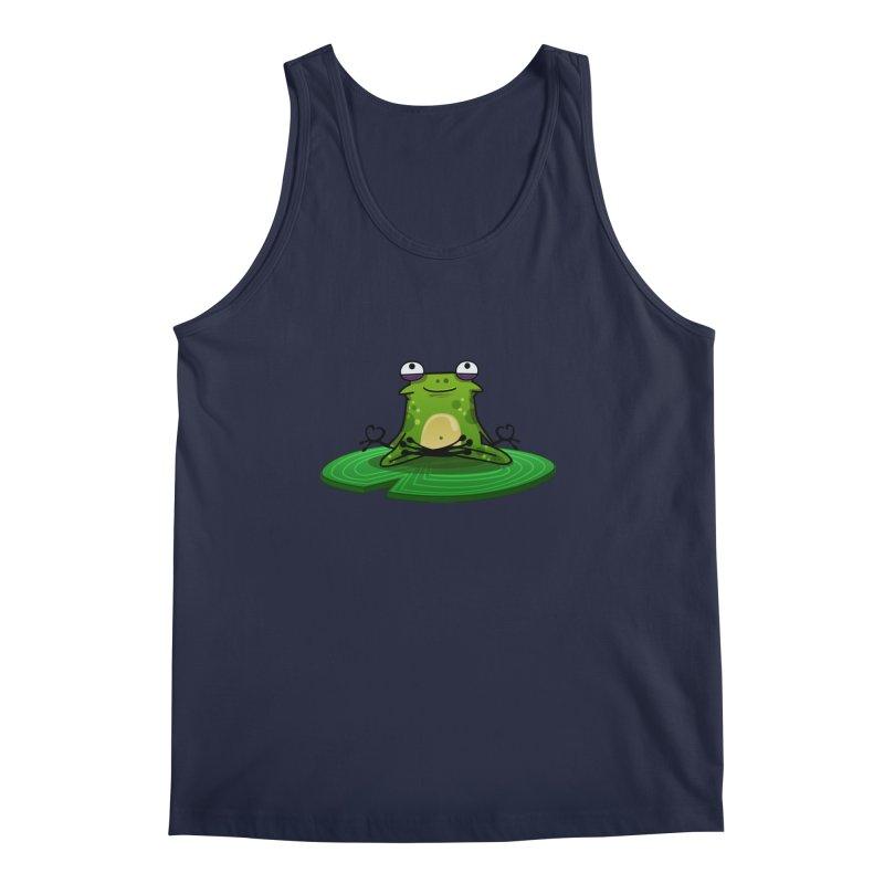 Sensei the Frog Men's Regular Tank by mikibo's Shop