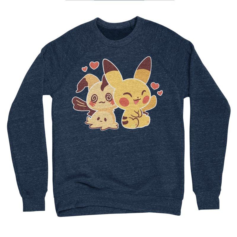 Best Friends Men's Sponge Fleece Sweatshirt by ZombieMiki's Shirts & Stuff