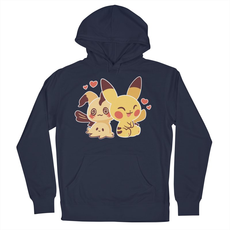 Best Friends Men's Pullover Hoody by ZombieMiki's Shirts & Stuff