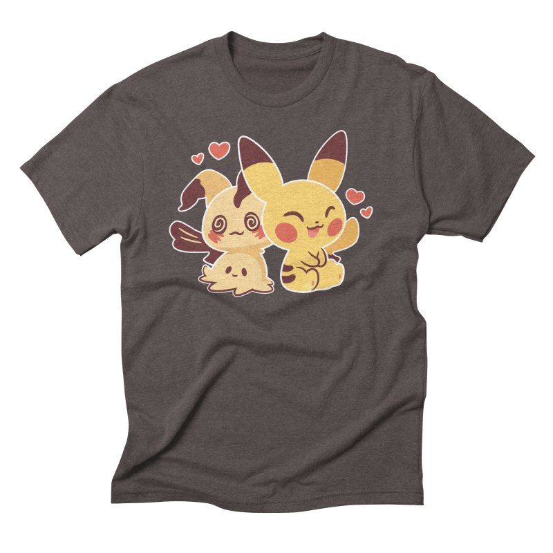 Best Friends Men's T-Shirt by ZombieMiki's Shirts & Stuff