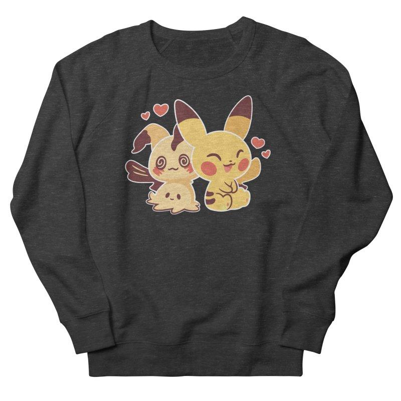 Best Friends Women's French Terry Sweatshirt by ZombieMiki's Shirts & Stuff